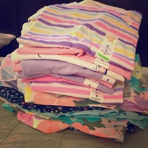 20 pcs Bundle Girls size 8 Brand New With Tags!